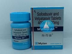 吉三代高效对抗基因3型丙肝